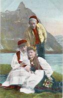 Norge - Eneberettiget 1908 , Mittet & Co - Norvège