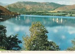 Postcard Howtown Bay Ullswater Cumbria [ John Hinde ] My Ref  B23371 - Cumberland/ Westmorland