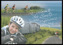 La Véloroute Des Bleuts, Lac-Saint-Jean (PC536) - Cycling