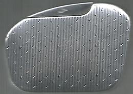 Accendino, Elegante Modello In Acciaio Marcato Cif 5. - Autres