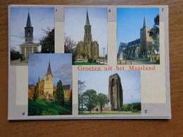 Groeten Uit Het Maasland (kerken Te Elen, Lanaken, Neeroeteren, Kessenich, Eisden) --> Onbeschreven - Lanaken