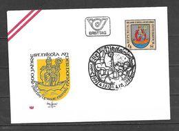 1981 - N. 1522 SU BUSTA CON ANNULLO PRIMO GIORNO (CATALOGO UNIFICATO) - FDC