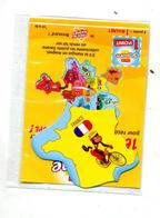 Magent Savane Brossard  Europe France Theme Velo - Magnets