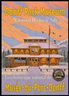 National Historic Site, Banff (PC534) - History