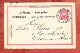 P 14/01 Adler, KOS Altenkirchen, Nach Manchester 1889 (68959) - Germany