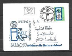 1982 - N. 1534 SU BUSTA CON ANNULLO PRIMO GIORNO (CATALOGO UNIFICATO) - FDC