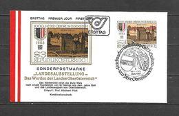 1983 - N. 1565 SU BUSTA CON ANNULLO PRIMO GIORNO (CATALOGO UNIFICATO) - FDC