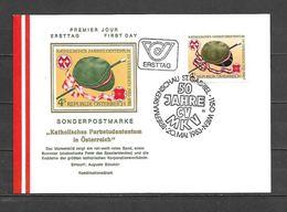 1983 - N. 1568 SU BUSTA CON ANNULLO PRIMO GIORNO (CATALOGO UNIFICATO) - FDC