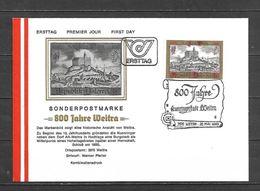 1983 - N. 1569 SU BUSTA CON ANNULLO PRIMO GIORNO (CATALOGO UNIFICATO) - FDC