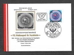 1983 - N. 1574 SU BUSTA CON ANNULLO PRIMO GIORNO (CATALOGO UNIFICATO) - FDC