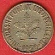 GERMANY # 10 PFENNING FROM 1950 - 10 Pfennig