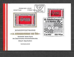 1983 - N. 1583 SU BUSTA CON ANNULLO PRIMO GIORNO (CATALOGO UNIFICATO) - FDC