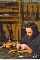 Métier Les Vieux Métiers  LE LUTHIER Christain Urbita   (CORDES) (artisanat)(artisan) Instruments De Musique*PRIX FIXE - Artisanat