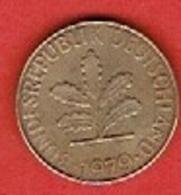 GERMANY # 10 PFENNING FROM 1979 - 10 Pfennig