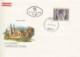 AUSTRIA FDC 1387 - FDC