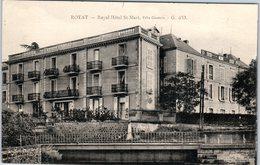 ROYAT-Royal Hôtel St Mart - Royat