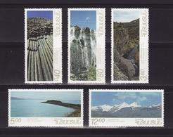 Armenia 1993 - Mint MNH ** - Mi. 215/19 - Landscapes , Paysages Landschaften - Arménie Armenien --- 06 - Armenia