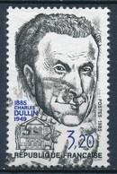 France - Charles Dullin YT 2390 Obl. - France