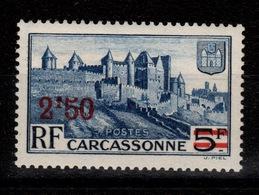 YV 490 N** Carcassonne Surchargé - France