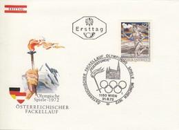 AUSTRIA FDC 1392 - FDC