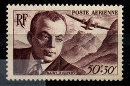 France PA21 Neuf ** - Antoine De Saint Exupéry - (1947) - 1960-.... Neufs