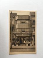 Koksijde  Coxyde  Brasserie Bruxelloise Avenue De La Mer - Koksijde