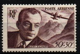 France PA21 Neuf * - Antoine De Saint Exupéry - (1947) - Traces De Charnière - 1960-.... Neufs