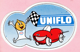Sticker - UNIFLO - Esso - Autocollants