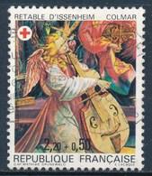France - Croix-Rouge 1985 Retable D'Issenheim YT 2392 Obl. - France