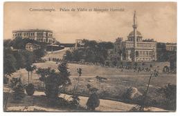 Constantinople - Palais De Yildiz Et Mosquée Hamidié - 1919 - Sépia - Turquie