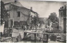 Cpsm 79 Saint Maixent L école -   Quartier Des Vieilles  Tanneries - Saint Maixent L'Ecole