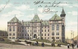 Quebec- City Hall - Québec - La Cité