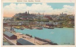 Quebec-General View - Québec - La Citadelle