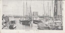 Quebec- Le Port - Québec - La Cité