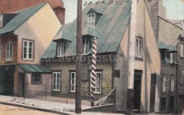 Quebec- General Montcalms Headquarters - Québec - La Cité