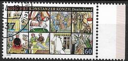 2014 Allem. Fed. Deutschland Germany Mi. 3091 FD-used  . 600. Jahrestag Des Konzils Von Konstanz - [7] République Fédérale