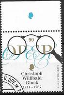 2014 Allem. Fed. Deutschland Germany Mi. 3092 FD-used  300. Geburtstag Von Christoph Willibald Gluck - [7] République Fédérale