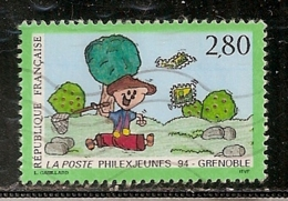 FRANCE    N°  2877   OBLITERE - France
