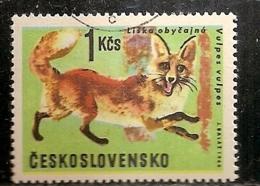TCHECOSLOVAQUIE   N°  1527  OBLITERE - Tchécoslovaquie