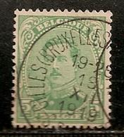 BELGIQUE    N°   137   OBLITERE - 1915-1920 Albert I