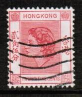 HONG KONG  Scott # 189 VF USED (Stamp Scan # 443) - Hong Kong (...-1997)