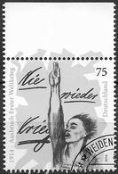 2014 Allem. Fed. Deutschland Germany Mi. 3100 FD-used  100. Jahrestag Des Ausbruchs Des Ersten Weltkriegs. - [7] République Fédérale