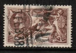 GREAT BRITAIN  Scott # 222 VF USED (Stamp Scan # 443) - 1902-1951 (Kings)