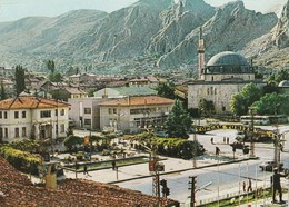 Turkey / Tokat - Building-Architecture / View - 1970/80 - Postcard: General View. - Turquie