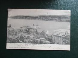 CPA CANADA CHICOUTIMI ST ANNE AND SAGUENAY RIVER - Chicoutimi