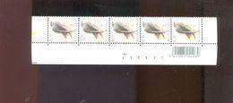 Belgie Buzin Vogels Birds 0.70€ 3608 Bande Datée Datumstrook Onpaar 12/11/2007 RR Velnr 73911 - 1985-.. Oiseaux (Buzin)
