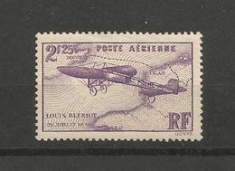 FRANCE 1934 POSTE AERIENNE LOUIS BLERIOT MONOPLAN UNUSED - Poste Aérienne