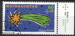 2014 Allem. Fed. Deutschland Germany Mi. 3108 FD-used  Weihnachten : Stern Von Bethlehem - [7] République Fédérale