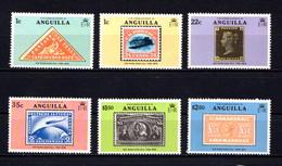 ANGUILLA    1979    Death  Centenary  Of  Sir  Rowland  Hill    MNH - Anguilla (1968-...)