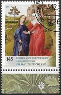 2014 Allem. Fed. Deutschland Germany Mi. 3119 FD-used Heimsuchung; Gemälde Von Rogier Van Der Weyden - [7] République Fédérale